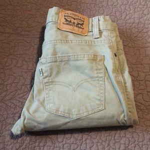 Boys Levi's 511 slim pants